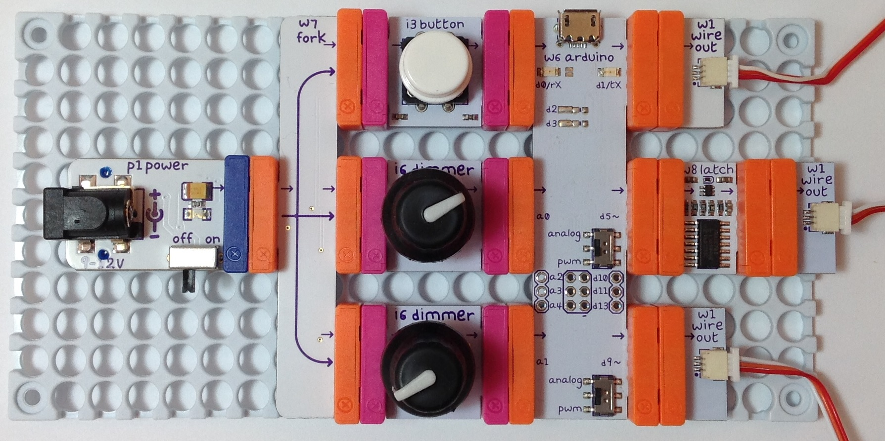 Sequencer with trigger and modulation | Sand, software and sound
