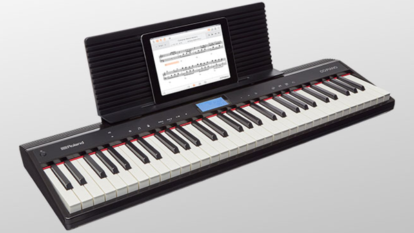 Entry-level Piano | Sand, software and sound Yamaha Genos