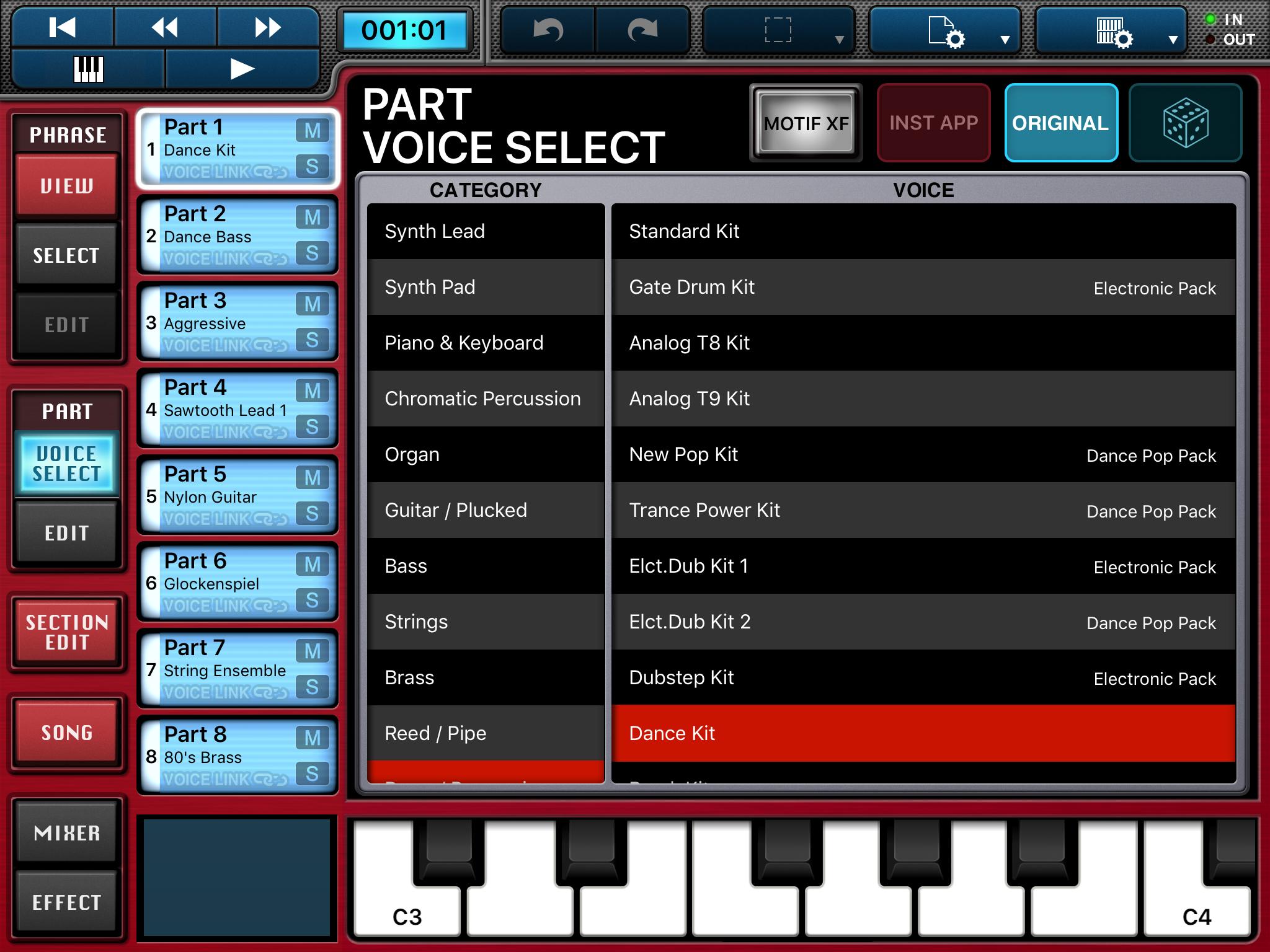 Yamaha MODX | Sand, software and sound - Part 2